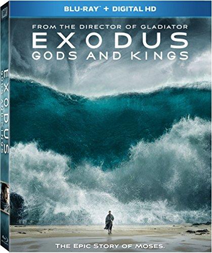 Exodus: Gods and Kings Blu-ray