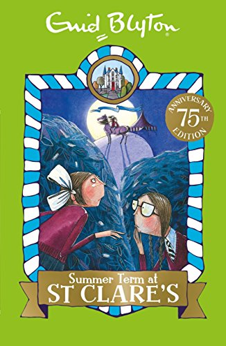 Summer Term at St Clare's: Book 3 (English Edition)