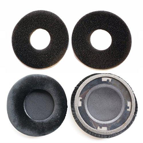 Coussinet d'oreille de Remplacement Coussinets réparation pièces de Rechange pour AKG Q701Q702K601K701K702K612pro K712Pro Casque