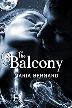 The Balcony by [Maria Bernard]