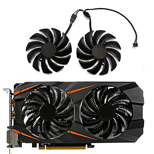 TELESON 88MM PLD09210S12HH T129215SU P106-100 Graphics Card Cooling Fan for...