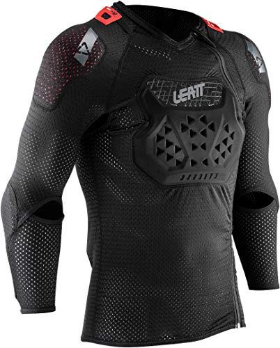 Leatt Airflex Stealth Protektorenjacke Black Größe XXL 2021 Fahrrad Schutzbekleidung