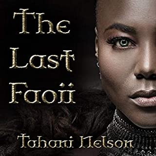 The Last Faoii audiobook cover art
