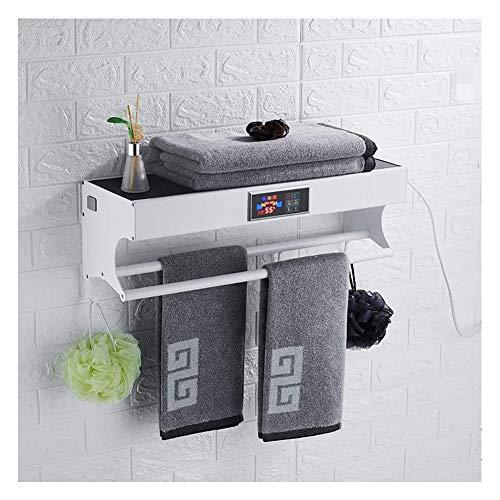 HEWYHAT Toallero eléctrico, Calentador de Toallas de baño montado en la Pared,...