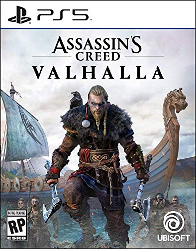 Amazon.com: Assassin's Creed Valhalla PlayStation 5 Standard Edition: Ubisoft: Video Games