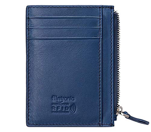 Flintronic Tarjetas Crédito Slim Moda RFID Bloqueo