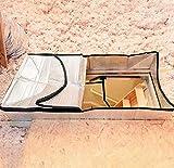 Tenda Isolante Per Scale Sottotetto Copertura Per Scale Mansardate,Kit Isolante Per Porta In Foglio Di Alluminio Bifacciale Con Cerniera Di Facile Accesso