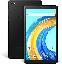 Tableta Pritom de 7 Pulgadas - Tablet PC Android con Almacenamiento de 32 GB, procesador Quad Core, Pantalla HD IPS, cámaras duales, WiFi, Bluetooth - Tableta Android, Negro