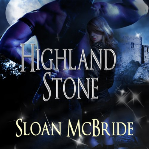 Highland Stone audiobook cover art