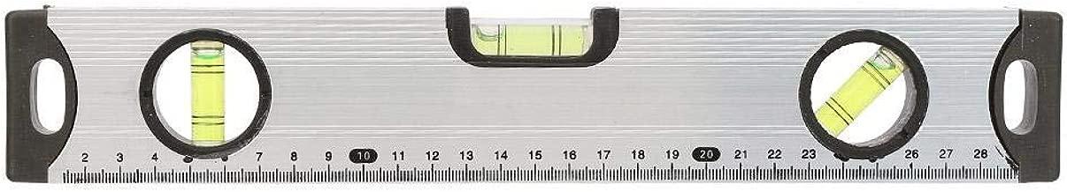 NITRIP Pr/áctico calibrador digital electr/ónico de pl/ástico de 100 mm con gran pantalla LCD de fibra de carbono sin bater/ía