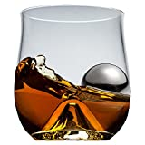 Rox and Roll 4 Piece Old Fashioned Glass Set