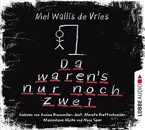 Vries, M: Da waren's nur noch zwei/ 4 CDs