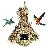 GKanMore Vogelnest aus Stroh