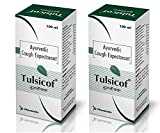 Tulsicof Ayurvedic Cough Syrup- 100 ml (Pack of 2)