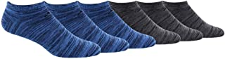 adidas Men's Superlite Low Cut Socks (6-Pair), Collegiate...