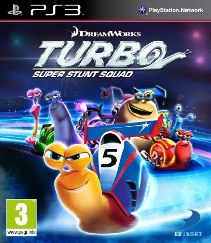Namco Bandai Games Turbo: Super Stunt Squad, PS3