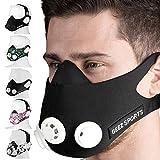 GEEZ Revolt Training Masque pour Hauteur Training -...