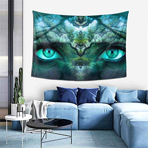 Wi Walking Pi Imbolc St Brigid Goddess Celtic Tapestries for Dorm Living Room Bedroom TV Backdrop Table Cloth Wall Blanket Beach Towels Profession Home Decor 60X40 Pattern Inches