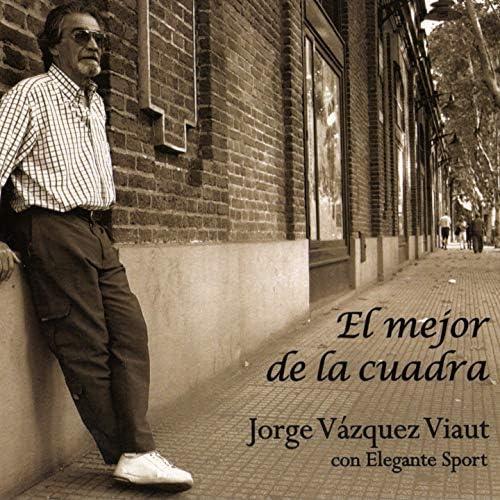 Jorge Vázquez Viaut feat. Elegante Sport