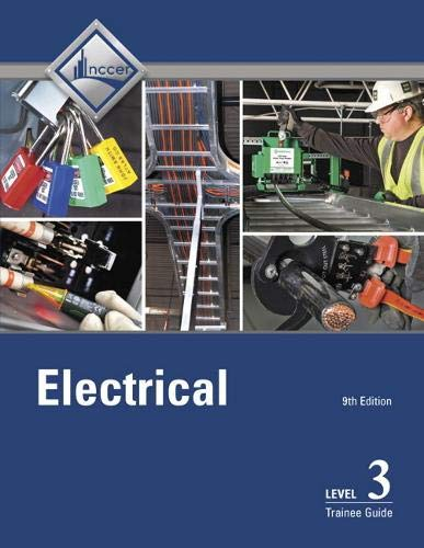 Electrical Level 3 Trainee Guide (9th Edition)