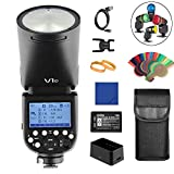 Godox V1 TTL HSS 1/8000 para Canon