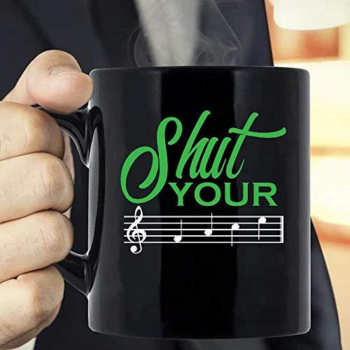 N\A Taza Cállate la Cara Notas Musicales