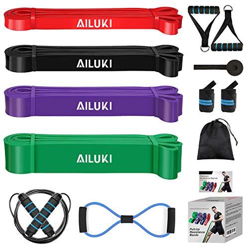 AILUKI Fitnessband Bild