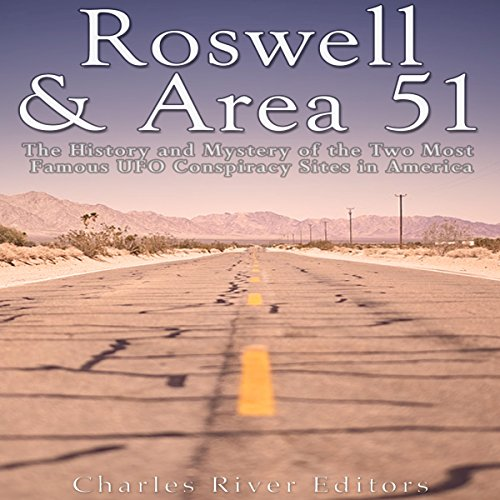 Roswell & Area 51 cover art