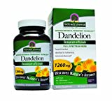 Nature's Answer, Organic Dandelion Root, 90 Veggie Caps