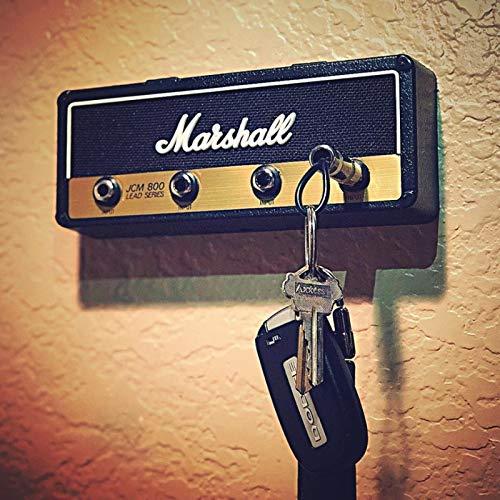 CBSTD Soporte para llavero de guitarra Marshall Jack II Rack 2.0 Eléctrico...