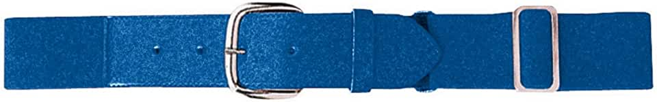 Youth Elastic Baseball Belt, Color: Royal, Size: One Size