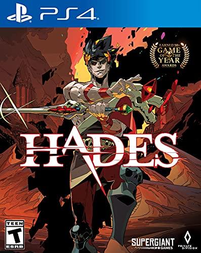 Hades for PlayStation 4 [USA]