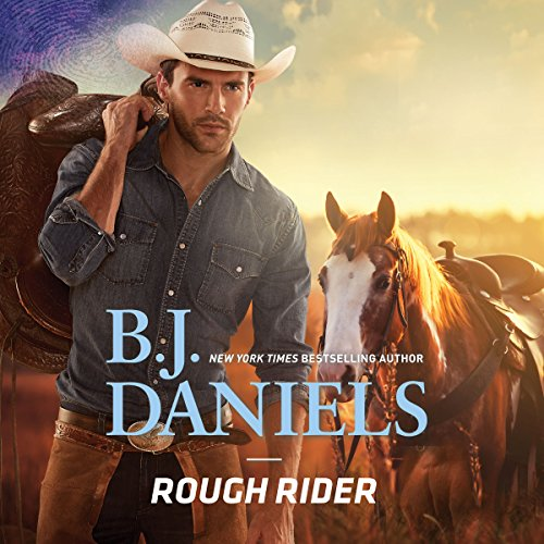 Page de couverture de Rough Rider