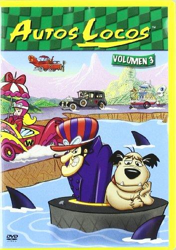 Autos locos 3 [DVD]