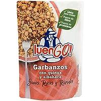 Luengo - Garbanzo con Quinoa y Albahaca 250 gr