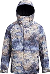bluesign approved product Ergonomic, water-repellent, removable magic stitch stretch waist gaiter Jacket-to-pant interface Mapped with 40% recycled content THERMOLITE insulation (60 g body/40 g sleeves) and blocked embossed taffeta and Living Lining ...