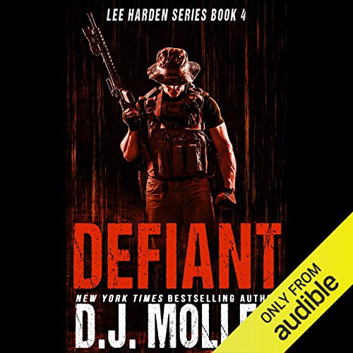 Page de couverture de Defiant
