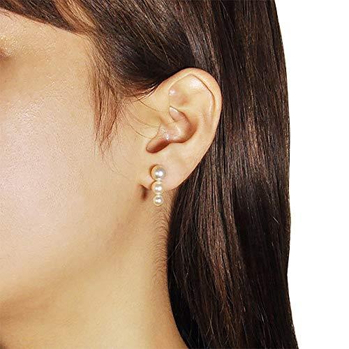 [京セラ]kyocera真珠パールセラミックピアスアコヤ真珠5mm6mm7mm6月誕生石天然