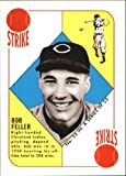 1997 Topps Stars Rookie Reprints Baseball Rookie Card #4 Bob Feller. rookie card picture
