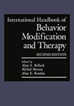 International Handbook of Behavior Modification and Therapy: Second Edition (English Edition)