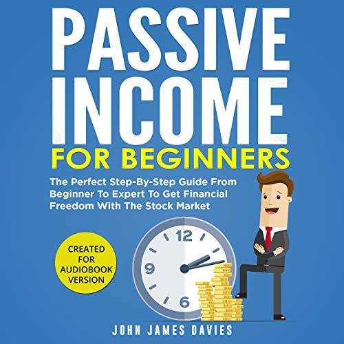 Page de couverture de Passive Income for Beginners