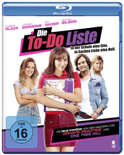 Die To-Do Liste [Blu-ray]