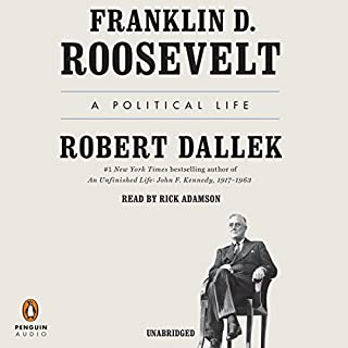Franklin D. Roosevelt cover art