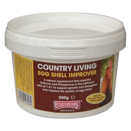 Signature Equimins Country Living Egg Shell Improver - 500 Gm - Clear, Unisex