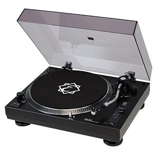 classement un comparer Platine vinyle Eagletone Oneone, noir, USB