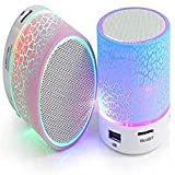 S10 Mini Wireless Portable Plastic Bluetooth Speakers with TF Card Hi-fi MP3 Music