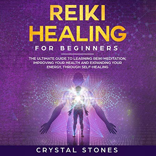 『Reiki Healing for Beginners』のカバーアート