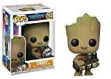 POP Funko Marvel Guardians of the Galaxy Vol. 2 Groot #263 (Holding Bomb) Toys R Us Exclusive...