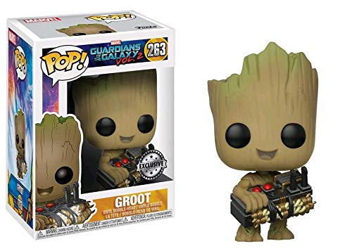 Funko Pop! Guardians of the Galaxy: Vol 2 - Groot with Bomb #263
