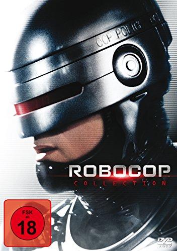 Robocop 1-3 [3 DVDs]